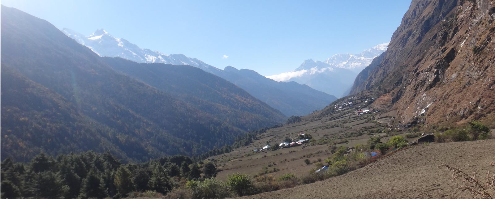 Tsum Valley, Manaslu trekking